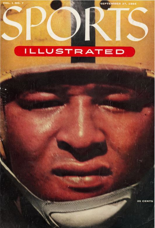 When Iowa Graced the Cover of Sports Illustrated in the 50's and 60's